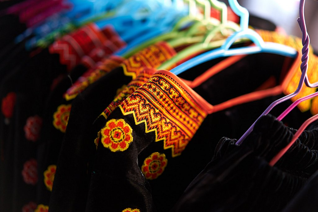 Traditional Hmong Wear
